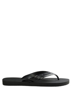 17481e1cee4 Havaianas black TOP MAX Sandals   Flip Flops 19292SHE94FB01GS 1
