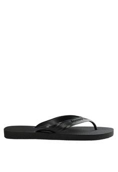 aedbf43d9 Havaianas black TOP MAX Sandals   Flip Flops 19292SHE94FB01GS 1