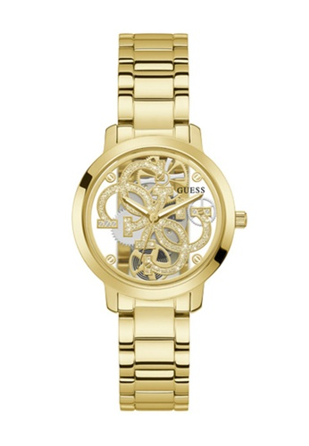 Guess Watches gold Ladies Trend Watch GW0300L2 EF9BDAC052AEA8GS_1