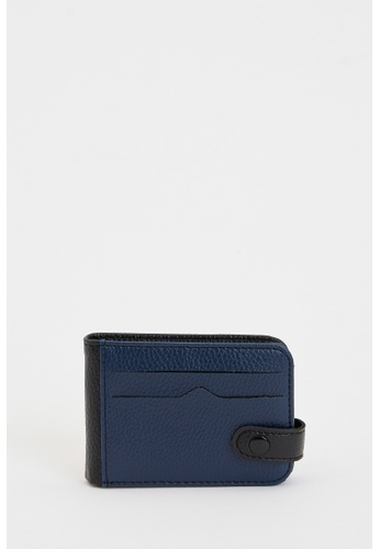 DeFacto navy Men Wallet D8E9EAC6942768GS_1