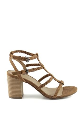 London Rag London Rag 女士夏季高跟凉鞋 0E13BSHCC6160FGS_1