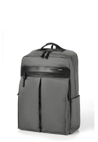 Samsonite Red grey Samsonite RED Willer Backpack BCCDEAC0D4AF7BGS_1