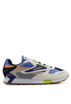 8304bc3a19125 Reebok white and multi Classic Leather Ati 90S Shoes 5D0DASH5C65B32GS 1