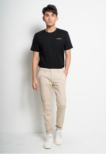 Hi Style Slim Fit Long Pants 621EDAABA26DE7GS_1