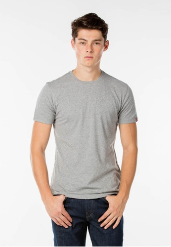 0aa792486ab Levi's grey and white Levi's Slim Fit Crewneck Tees (2-packs - Grey and.  CLICK TO ZOOM