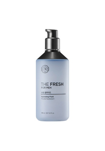 THE FACE SHOP The Fresh For Men Hydrating Fluid F40CEBED6F484AGS_1