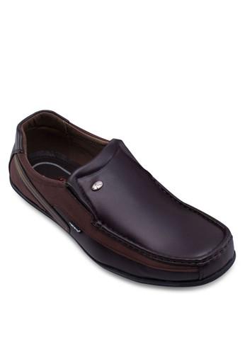麂皮拼接懶人皮鞋, 鞋, 休esprit mongkok閒鞋