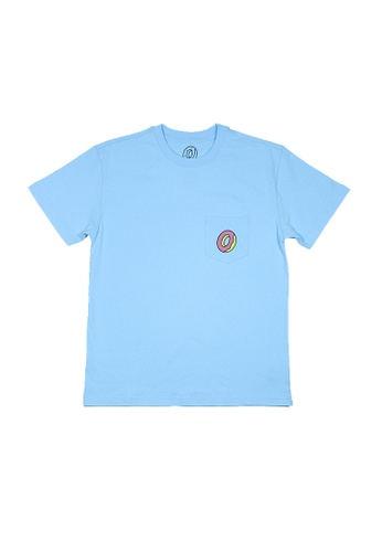 Odd Future blue ODF Pocket O S/S Tee D9211AA98C4253GS_1