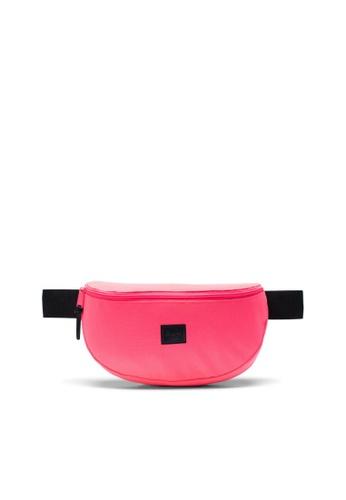 Herschel pink Herschel Sixteen Hip Pack Neon Pink/Black - 5L 4B981AC9779D47GS_1