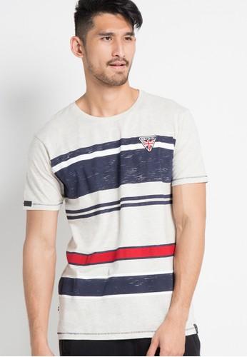 X8 multi Raiden T-Shirt X8323AA13LESID_1