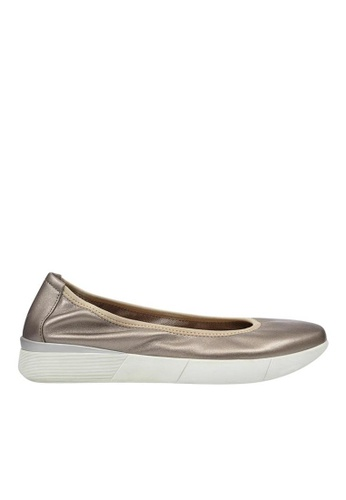 Easy Spirit brown SECayrol Leather Casual Shoes 6F13ESHF5B3500GS_1