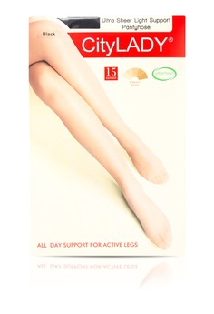 Ultra Sheer Light Support Pantyhose
