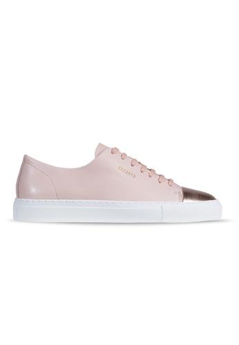 Axel Arigato Cap-toe Sneaker 玫瑰金金屬鞋 DA05BSH744CC54GS_1