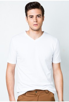 Men's Basic Pique T-shirt