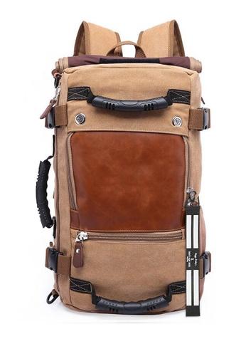 Twenty Eight Shoes Vintage Canvas Backpack 0208 8B1B1AC21B2F79GS_1