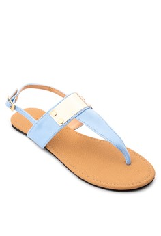 Carissa Flat Sandals