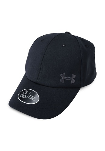 Under Armour black UA Play Up Wrapback Cap 6D8B1AC9CA2D52GS_1
