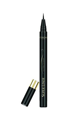 L'Oréal Paris black L'Oreal Paris Super Liner Ultra Sharp LO618BE76WLFMY_1