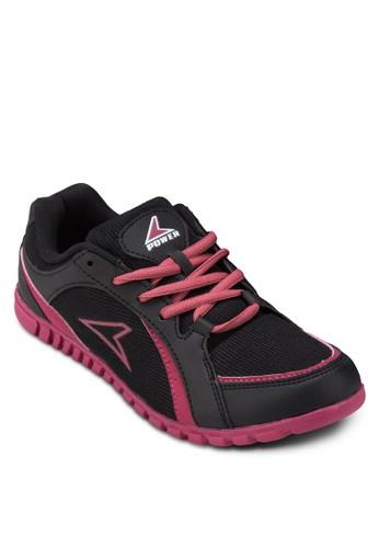 Attract A315 網眼仿皮運動鞋, 女鞋, esprit服飾訓練