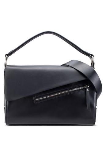 不合錯誤稱翻蓋矩形手提包、 包、 包ZALORA不合錯誤稱翻蓋矩形手提包最新折價