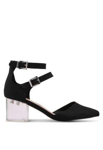 Call It Spring black Larerawiel Pumps Heels F4C38SH65F608BGS_1