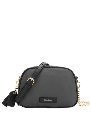 Wild Channel grey Women's Sling Bag / Shoulder Bag / Crossbody Bag 54358AC5EFB769GS_1