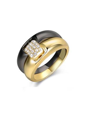 ADORA black Twin Color Ring 0BCA4ACA7777CAGS_1