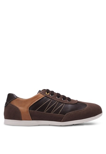 Rocklander brown Casual Sneakers RO978SH0RVPTMY_1