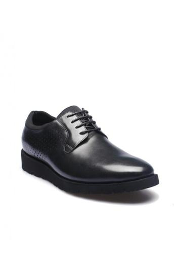 East Rock black Tayshaun Formal Shoes EB45ASH40BBB49GS_1