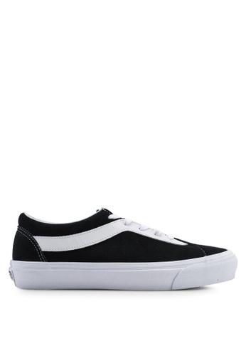 VANS black and white Bold Ni Staple Sneakers 06577SH055A92CGS_1