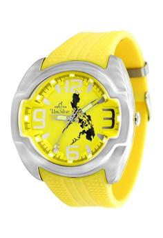 Makabayan Dakila Analog Rubber Watch KW689-2888