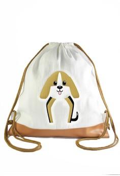 Drawstring Bag Beagle Dog