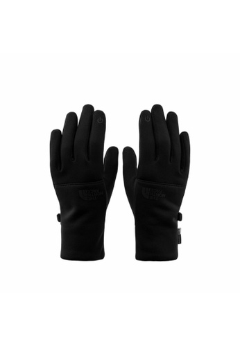The North Face black The North Face Women's Etip Recycled Glove TNF Black D50E2ACEBAD027GS_1