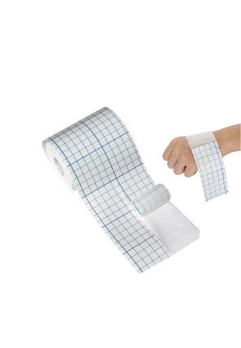 MEDPRO Medical Waterproof Wound Cover Non-Woven Tape Roll (10cm x 10m) DDCC4ES8AB51D4GS_1