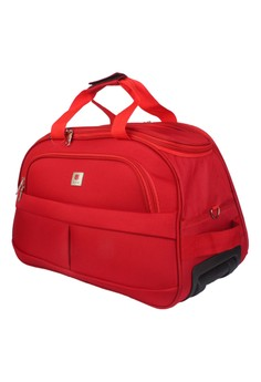 60% OFF Polo Classic Polo Classic JS1002-35 Travel Bag Trolley Sets 18 inch  + 21 inch - Red Rp 1.640.000 SEKARANG Rp 656.000 Ukuran One Size fcc66bd84b813