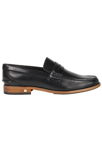 Tomaz black Tomaz F159 Penny Loafers (Black) FF762SHD9A0C41GS_1