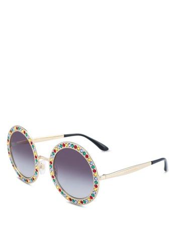 498fcd4c66f4 Dolce   Gabbana black Dolce   Gabbana DG2170B Sunglasses F6BC9GL0ADB921GS 1