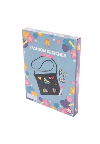 Tiger Tribe Fashion Designer Hand Bag F53ABTHBD969CDGS_1