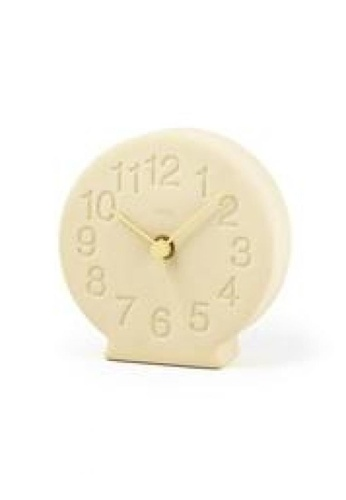 Living DNA Keisoudo Table Clock Yellow C8DCEHL8FD30B6GS_1