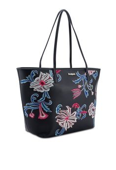 bbb9f70195ce Desigual Zipper Tote Bag HK$ 899.00. Sizes One Size
