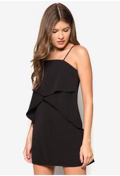 Layered Cami Shift Dress