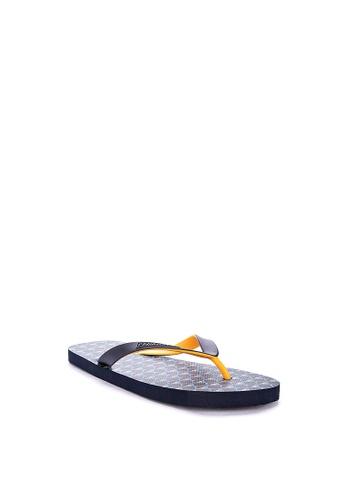 c015d81a6207 Shop Penshoppe Printed Flip Flops Online on ZALORA Philippines