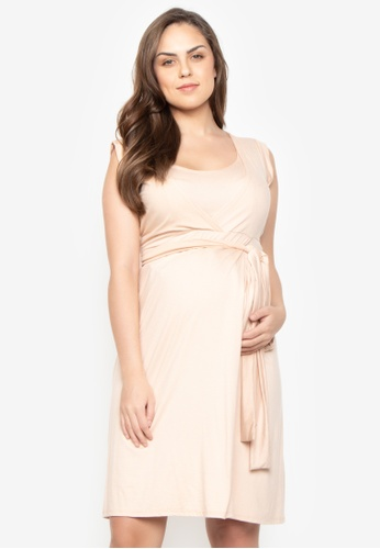 fda274691544 Shop Nine Months Maternity Divine Nursing Dress Online on ZALORA Philippines