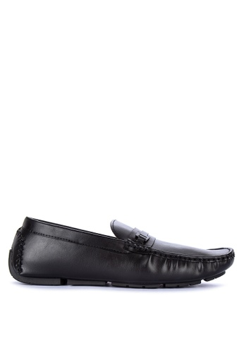 Mendrez black Jecy Loafers B642FSH09989B8GS_1