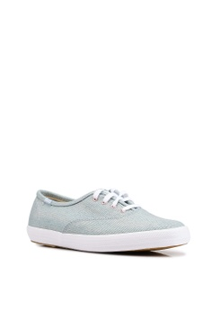 f7b52d8ea739f 10% OFF Keds Champion Denim Sneakers S  69.00 NOW S  61.90 Sizes 5 7 8