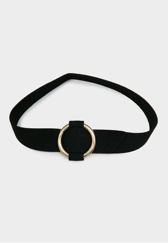 Berrybenka Label black Aneila Necklace Black 2E7EFAC61B4925GS_1