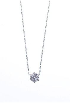 Silhana Silver Necklace