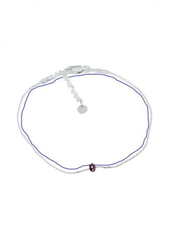 RAM Jewelry silver The Ashram Ruby  RA226AC30UBDPH_1