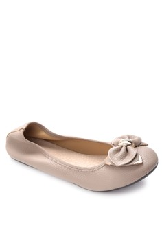 Cornice Ballet Flats