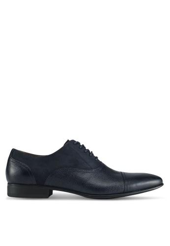 ALDO navy Nalessi Lace Up Shoes 41BD8SH922C114GS_1